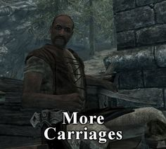 More Carriages