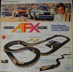 AFX/HO Racing