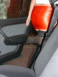 Short Tight Mini Skirt and Stockings - Candid from www.tight-skirts.com. The home of pictures of tight dresses, tight skirts, tight jeans, tight tops, tight leggings, tight corsets and tight swimwear