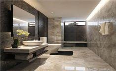Modern luxury bathroom designs 2018