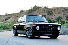 1974 BMW 2002tii Turbo front quarter