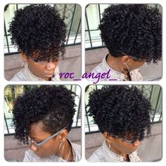 First-Rate Indian Hairstyles Ideas Natural Hair Mohawk, Tapered Natural Hair, Au Natural, Natural Beauty, Organic Beauty, Indian Hairstyles, Weave Hairstyles, Hairdos, Trendy Hairstyles
