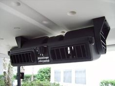 Golf Cart Car Breezeasy Breeze Easy 12 Volt Fan System #BREEZEASY visit us at http://stores.ebay.com/Advantage-Distributing?_rdc=1 or www.advantagedistributing.com