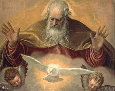 Paolo Veronese - God the Father.