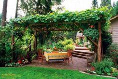 jardins simples para chacaras - Pesquisa Google