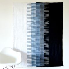 Nicole from Modern Handcraft ended this exciting tour with her Cruella Deville quilt