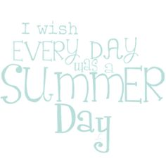 ღ I wish every day was a summer day. Hello Summer, Summer Of Love, Summer Days, Summer Beach, Summer Vibes, Summer Fun, Aqua, Summer Memories, Beach Cottages