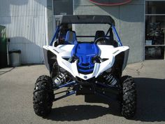 New 2016 Yamaha YXZ1000R Racing Blue/White ATVs For Sale in California. 2016 Yamaha YXZ1000R Racing Blue/White, MSRP $19999<br>ON SALE $16990! Plus Fees<br> <br><br>PLUS A $3000 REBATE!! and 0% 36 MO, 1.99% 60 MO, or 3.99% 84 MO FINANCING! (oac) till 3/31/17<br><br>PLUS ANOTHER $1000 REBATE FOR YOUR TRADE IN! till 3/31/17<br><br>The all-new YXZ1000R, the only sport 3 cylinder engine with class-defining 5-speed sequential shift transmission.<br><br><br>Price does not include government fees…