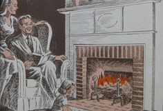 How to Start a Cozy Fireplace Fire