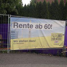 Wissta bescheid (2) #schweiz #rente #Oomentour2016