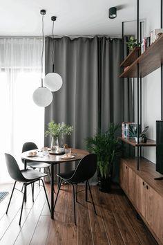 Creative Apartment in Poland Exhibiting Charming Design Details 3