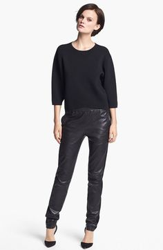 J Brand Ready-to-Wear Sweater & Pants  available at #Nordstrom