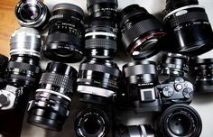 Samples: legacy lenses on Sony A7 (Siammirrorless)