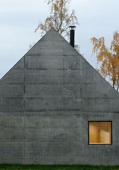 Tham & Videgård Arkitekter: Summerhouse Lagnö - Thisispaper Magazine