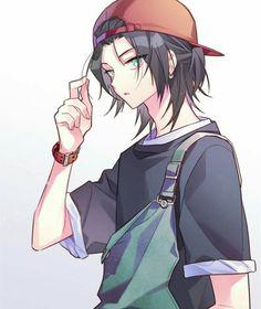 Cool Anime Guys, Anime Boys, Handsome Anime Guys, Manga Boy, Cute Anime Boy, Kawaii Anime Girl, Manga Anime, Animes Yandere, Fanarts Anime