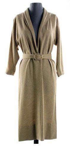 Beige dress owned by Marilyn.