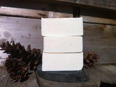 Natural, Pure Olive Oil Soap, Small Batch, Hand Crafted, Palm Free, Vegan, Castile by FlourishSoaps on Etsy