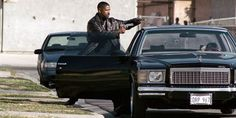 With Denzel Washington, Ethan Hawke, Scott Glenn, Tom Berenger. A rookie cop spends his first day as a Los Angeles narcotics officer with a rogue detective who isn't what he appears to be. Training Day Movie, Tom Berenger, Denzel Washington, Tough Guy, Los Angeles California, Movie Characters, Hercules, Movies And Tv Shows, Movies