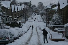 It snowed every January, froze every February, and then each hill became a deathtrap/bobsleigh track until March. | 27 Things Everyone Who Went To Sheffield University Will Remember