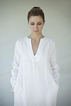 Rumar- linen tunic