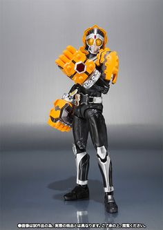 Kamen Rider Gaim Knuckle Walnut Arms - November 2015