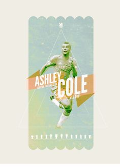 Ashley Cole. Kings of Europe. A continuing series on the icons of Chelsea, by Michael Bantug