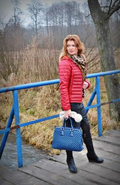 Na spacerze :) Post na blogu: http://fashionandstyle-emiliawrobel.blogspot.com/2014/12/na-spacerze.html#more