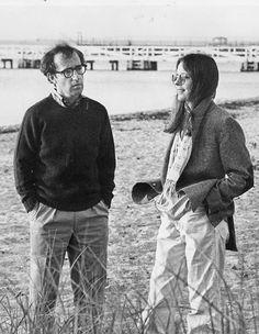70s Love Story 写真で振り返る、アイコンたちのラブストーリー ウディ・アレン監督・主演の映画『アニー・ホール』で、ヒロインを務めたダイアン・キートン。
