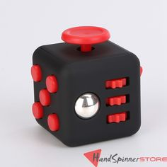 Magic Fidget Cube Fingertip Toy EDC Sensory for Autism and ADHD Kids/Adult Funny Anti Stress Toy