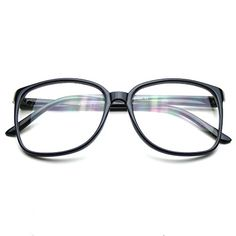Reading glasses Normal needs super light Fashion Clear lens XYAS Square Front Clear lens Unisex Women//Men