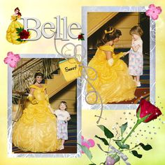 Beauty and Beast, Belle