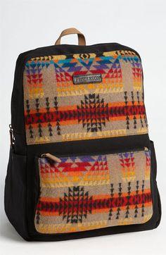 Pendleton Wool Backpack | Nordstrom    or at www.pendleton-usa.com