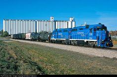 RailPictures.Net Photo: CVR 3014 Cimarron Valley Railroad EMD GP30 at Dodge City, Kansas by Steve Patterson