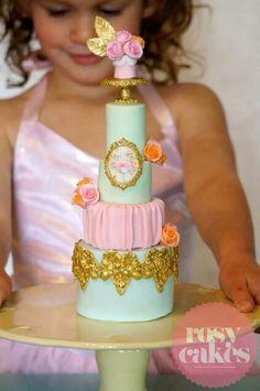 Miniature cake