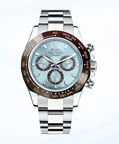 Men's Wrist Watches - Rolex Cosmograph Daytona Ice Blue Dial Platinum Mens Watch 116506IBLSO ** Visit the image link more details. (This is an Amazon affiliate link)