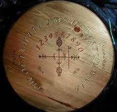 board is the Ouija board.