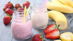Recept: Smoothie aardbei en banaan