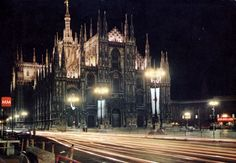 Milano - Milan, Il Duomo - The Cathedral, 1969