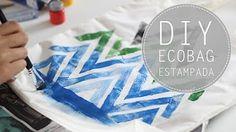 DIY eco bag - YouTube