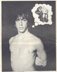 Iggy Pop, Search and Destroy fanzine #1, 1977 [ZOMBIESENELGHETTO]