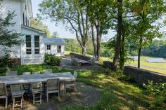 Landscape Architect Visit: A Hudson Valley Farm, Pond Included: Gardenista