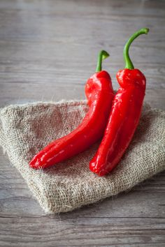 Red Peppers by Sabino Parente