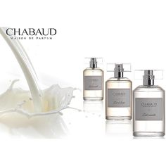 Три парфюмерно-гастрономические новинки от бренда Chabaud: Lait Concentre, Lait de Biscuit, Lait de Vanille - хорошее настроение гарантировано!