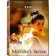 Mozart`s Sister $24.99
