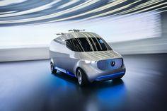 Elektrisch und vernetzt: Der Vision Van