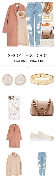 """""""•"""" by abigail-petion ❤ liked on Polyvore featuring Kimberly McDonald, Michael Kors, Casetify, Emilio Pucci, Acne Studios, adidas Originals, MANGO and Topshop"""