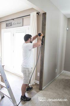 DIY Wood Beam Doorway (7 of 23)