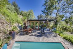 Rock Hudson's Former House For Sale | Variety
