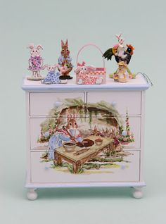 81ca1137ba2b2b92a2cbbeb07ec0bc08 Miniature Furniture Peter Rabbit Jpg