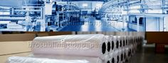 We are always here, waiting for you.  Manufacturer of sublimation paper. www.brosublimationpaper.com
